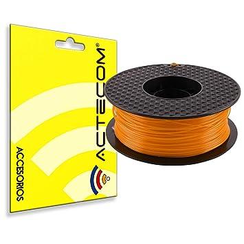 actecom® FILAMENTO PLA Impresora 3D Impresion Bobina 1,75MM ...
