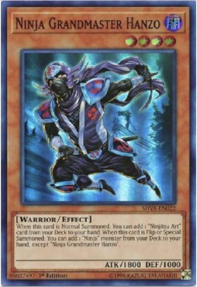 Amazon.com: Shadows in Valhalla Yu-Gi-Oh 6X Ninja ...