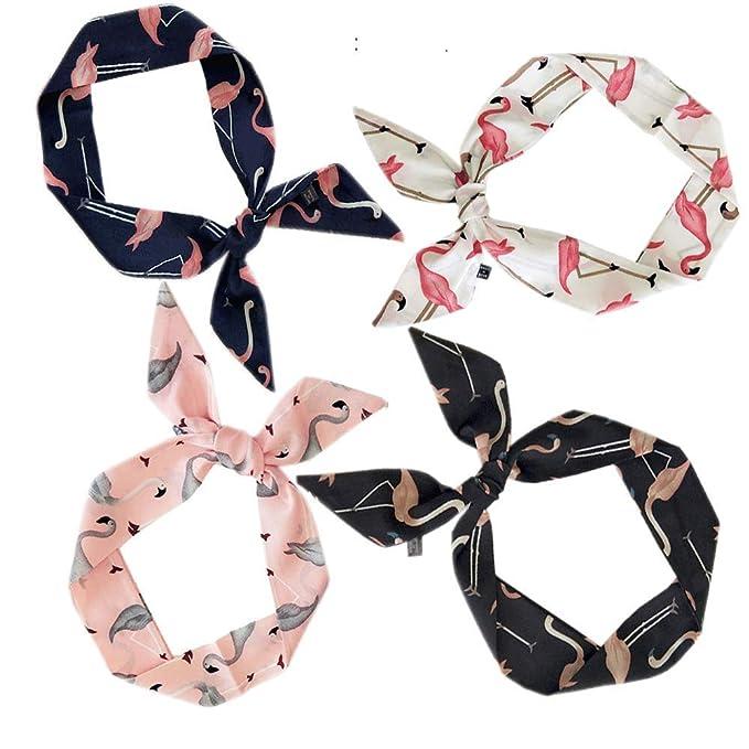 Amazon.com: Amado 4 piezas bolso de moda Mango cinta pañuelo ...