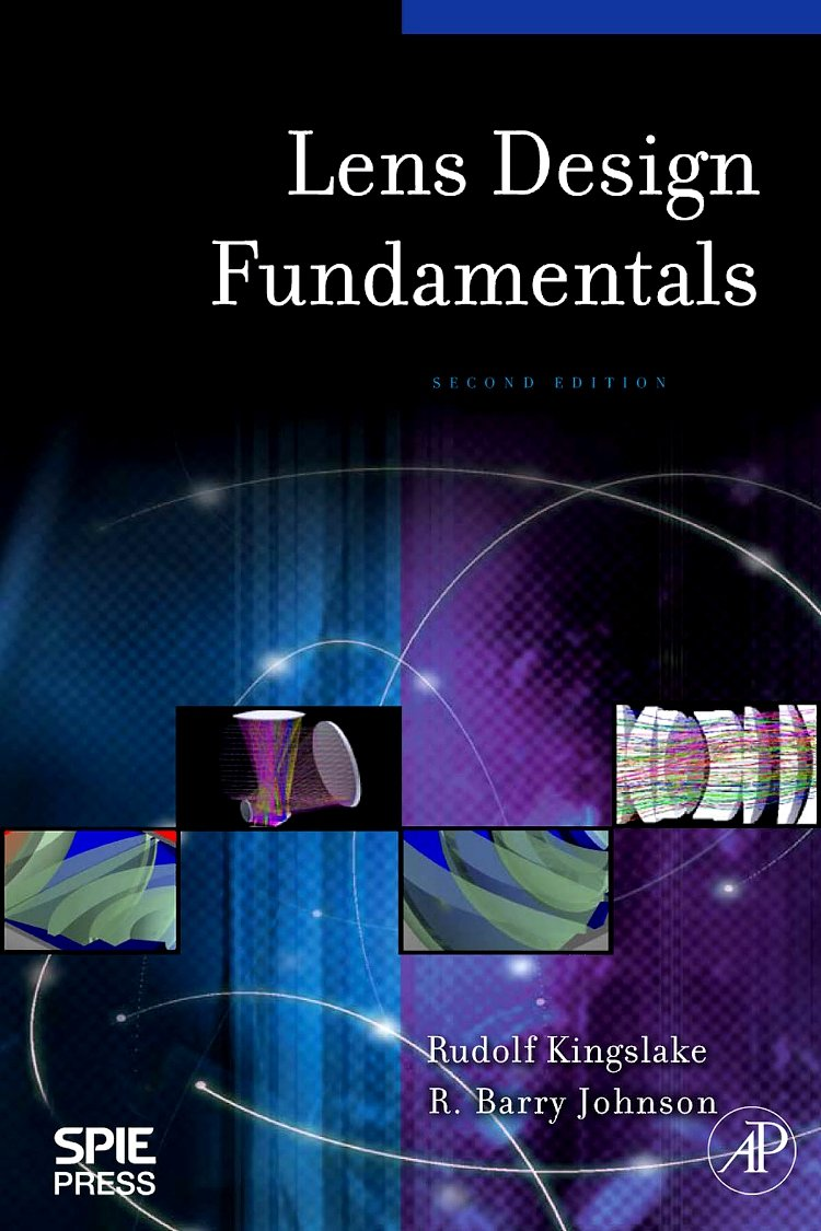 Lens Design Fundamentals: Amazon de: Rudolf Kingslake, R  Barry