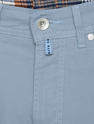 Lyon Straight Jeans Blu Uomo Pierre 67 light Cardin Blue 5tq4ff