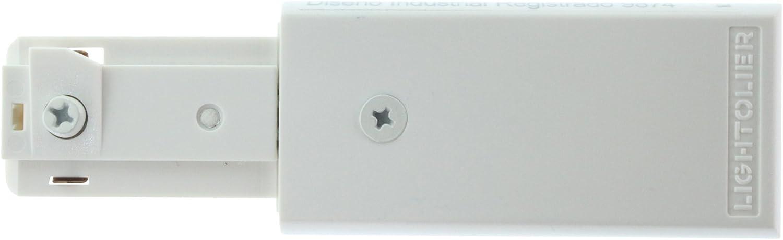 Lightolier Basic LYTESPAN 6001nwh 4/' Track with live end