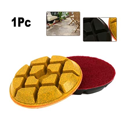 Amazon Com 4 100mm 150 Grit Dry Wet Diamond Polishing Pads