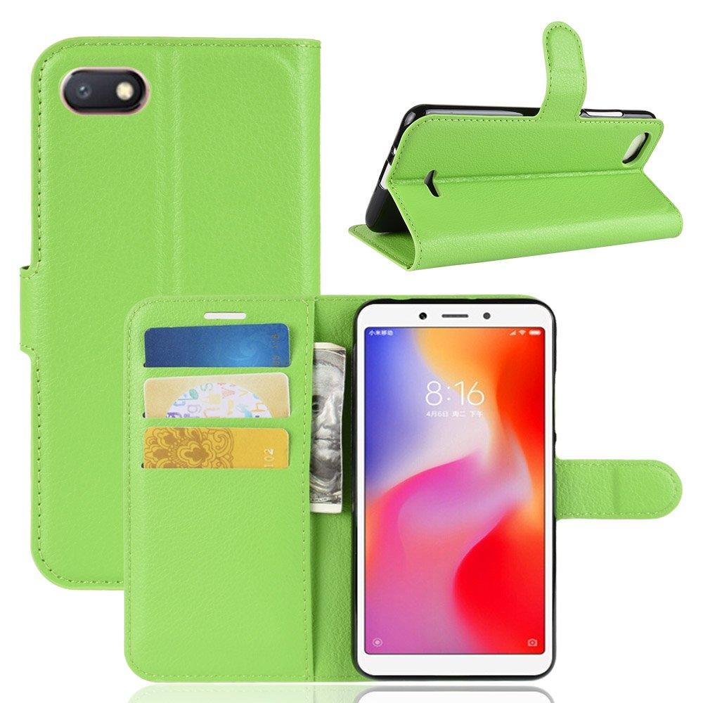 Smarit Flip Case Cover Accessories For Xiaomi Redmi 6a Goospery Mi 6 Canvas Diary Black Electronics