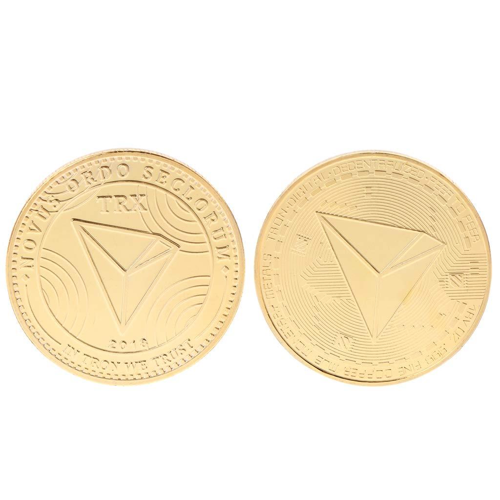 BWMAnjou Monedero conmemorativo, TRX Virtual Coin, 2018 ...