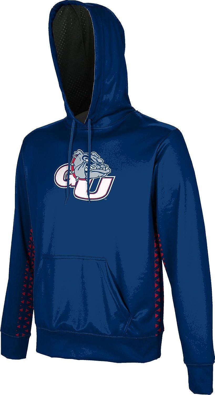 ProSphere Gonzaga University Mens Pullover Hoodie Geometric School Spirit Sweatshirt