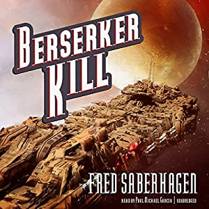 Berserker Kill Audiobook