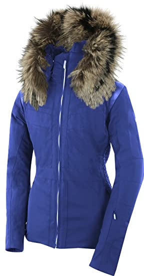 order no sale tax many styles Duvillard Viso Veste de Ski Femme: Amazon.fr: Sports et Loisirs