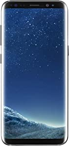 Samsung Galaxy S8 64GB G950U T-Mobile GSM Unlocked - Midnight Black (Renewed)
