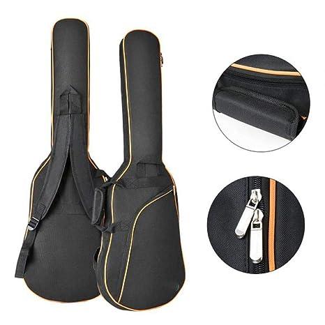 BHCW 101X34X5Cm Funda De Guitarra Eléctrica De Tela Oxford Bolso ...