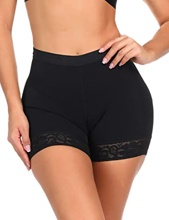 21d1f9fa71 Tummy Control Body Shaper Mid Waist Shapewear Control Panty Black Mid Waist  S