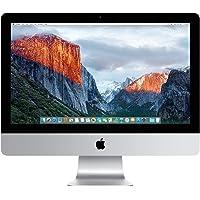 "Apple 21.5"" iMac with Retina 4K display Masaüstü Bilgisayar, 3.4GHz Intel Core i5, 8 GB RAM, 1 TB HDD, Radeon Pro 555, macOS"