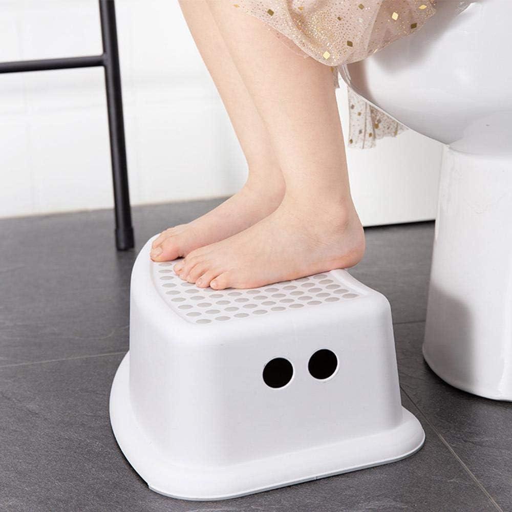 1 marchepied avec surface antid/érapante douce et surface antid/érapante id/éal pour lapprentissage de la propret/é la salle de bain la chambre Hamkaw Marchepied pour enfants