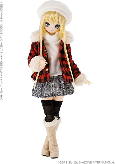 Azone Pure Neemo 2 Emotion Body S Girl/'s White Skin 1//6 Doll