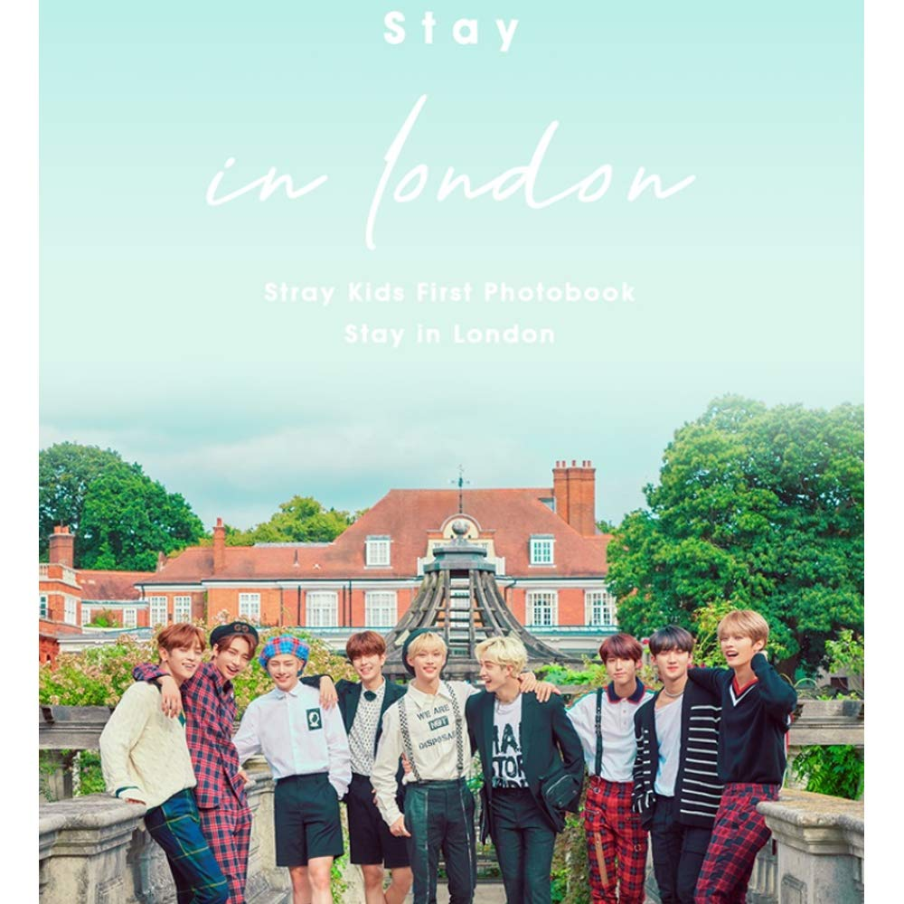 Stray kids First Photobook [Stay in London by Stray kids First Photobook