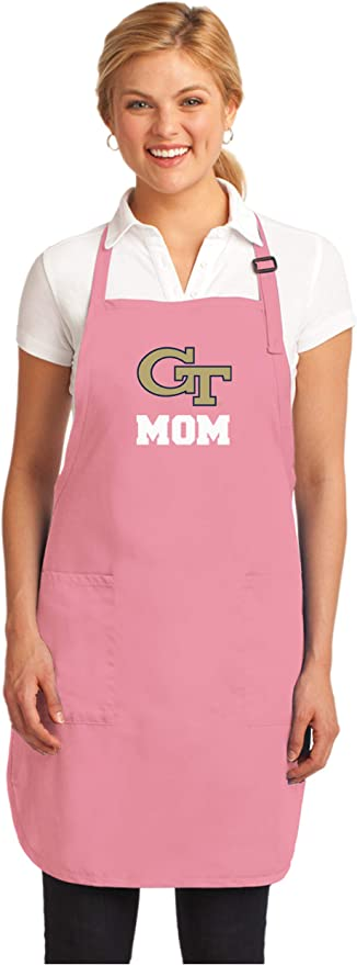 Broad Bay Best Texas Tech Mom Aprons Deluxe Texas Tech Mom Apron