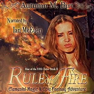 Rule of Fire Audiobook