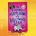 The Strange Disappearance of a Bollywood Star Audiobook by Vaseem Khan Narrated by Madhav Sharma