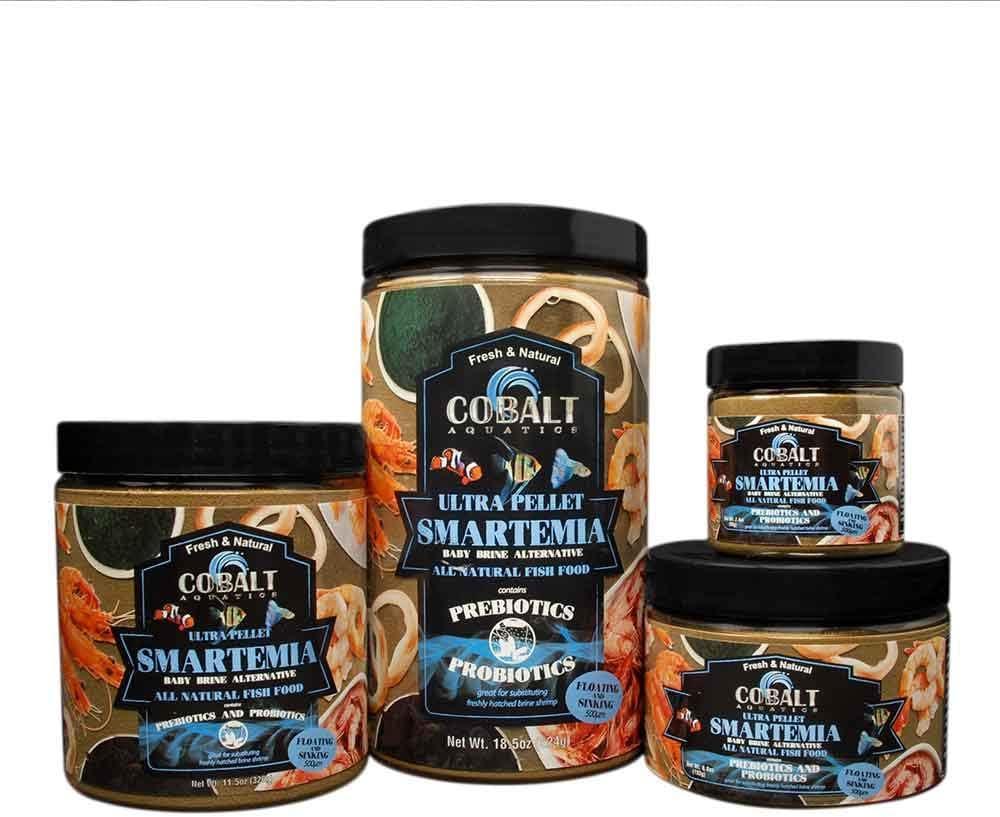 Cobalt Aquatics Ultra Smartemia Floating//Sinking Granule