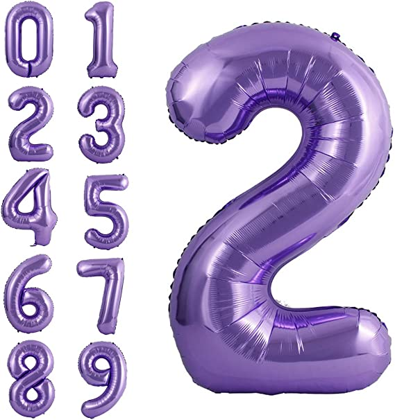 Birthday Banner Foil Balloon Bunting Letters Number Decor Baby Shower Ki FJA