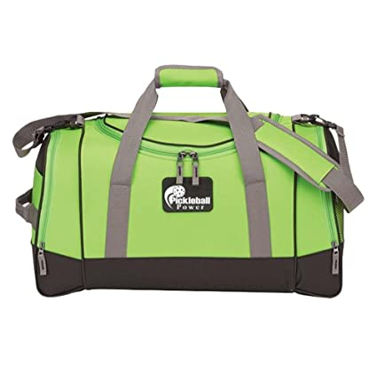 b0eb19d1cc1946 Pickleball Marketplace Very Popular Deluxe Sports Duffle Bag - New -  Carries Paddles & Pickleball Gear