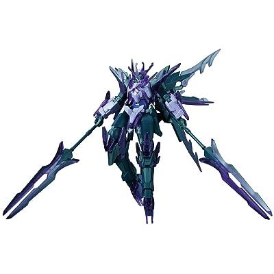 Bandai Hobby Banda Hobby HG 1/144 Transient Gundam Glacier Gundam Building Kit: Toys & Games