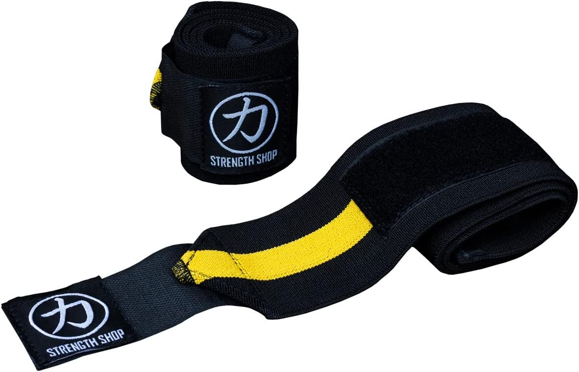 Strength Shop Heavy Duty Thick Thor Lifting Straps With 3 Year Warranty
