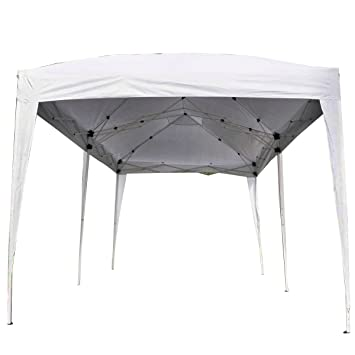 Giantex 10u0027x20u0027 Ez POP up Wedding Party Tent Folding Gazebo Beach Canopy W  sc 1 st  Amazon.com & Amazon.com : Giantex 10u0027x20u0027 Ez POP up Wedding Party Tent Folding ...