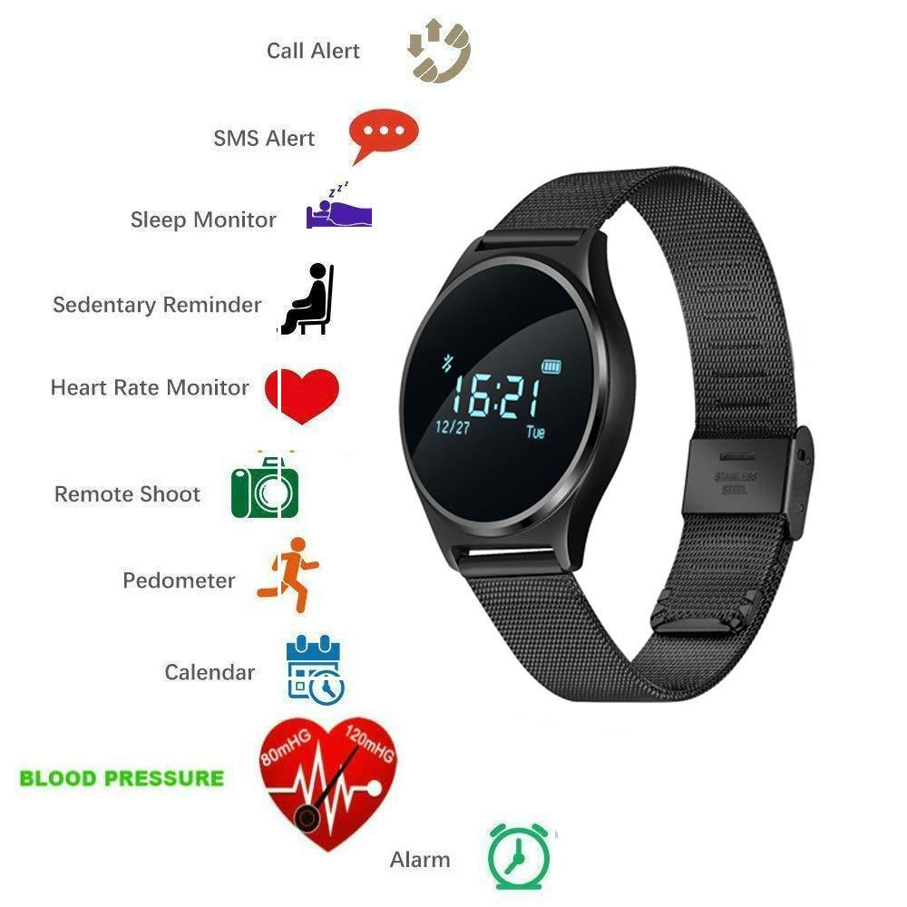 TKSTAR Deporte Smartwatch Resistente al Agua con Monitor de ...