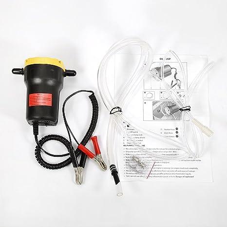 Amazon.es: 12 V bomba de transferencia bomba eléctrica ...