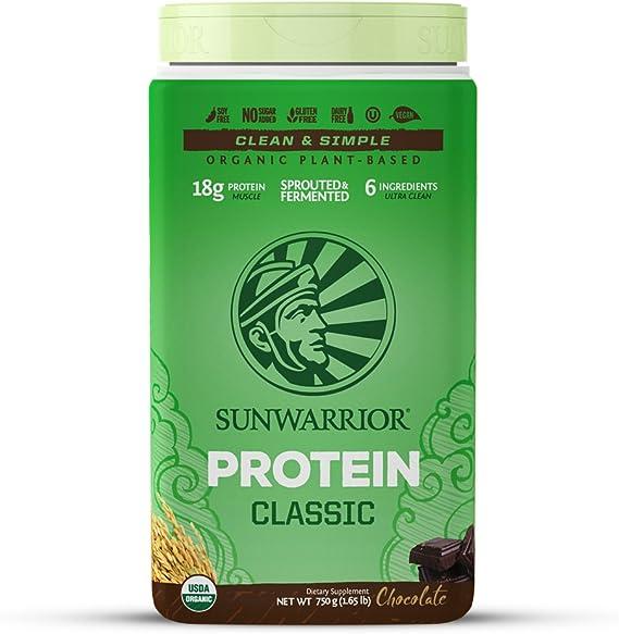 Sunwarrior Protein Classic (750g) 1 Unidad 750 g
