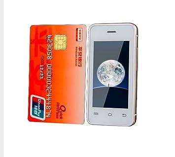 énorme inventaire prix fou large choix de couleurs et de dessins SKYNET - MELROSE S9 - Téléphone mobile miniature: Amazon.fr ...