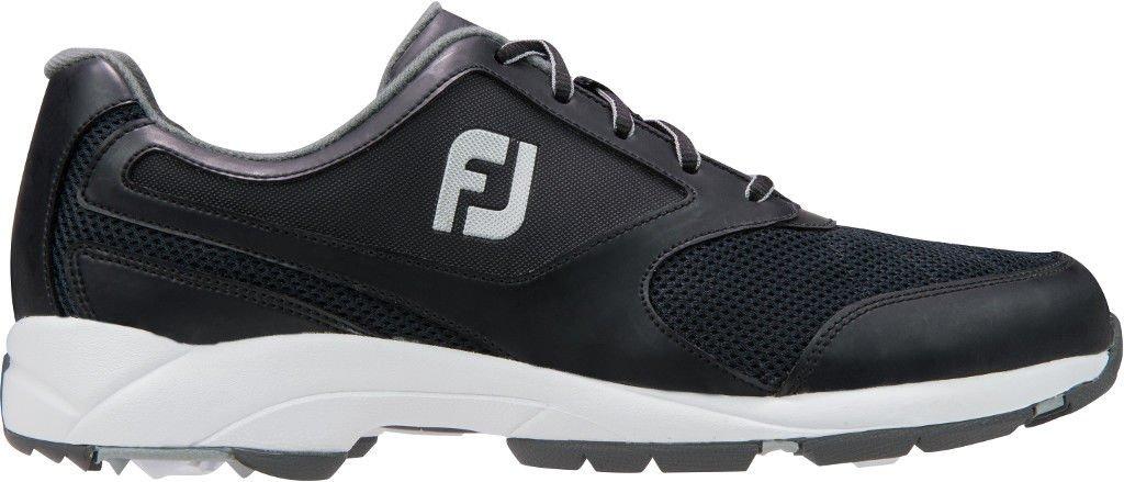 FootJoyゴルフシューズ陸上競技 B078J2VBH7 9|Black-M Black-M 9