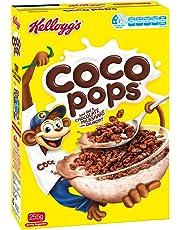 Kellogg's Coco Pops, Breakfast Cereal, 255g