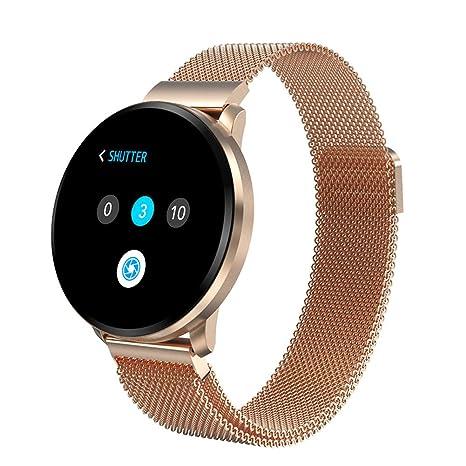 Amazon.com: CF68 Reloj inteligente impermeable IP67 presión ...