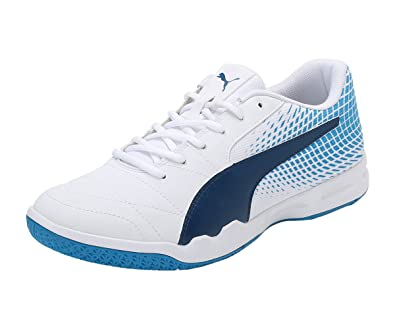 8e134f4626e8 Puma Unisex Veloz Indoor Ng Badminton Shoes  Buy Online at Low Prices in  India - Amazon.in