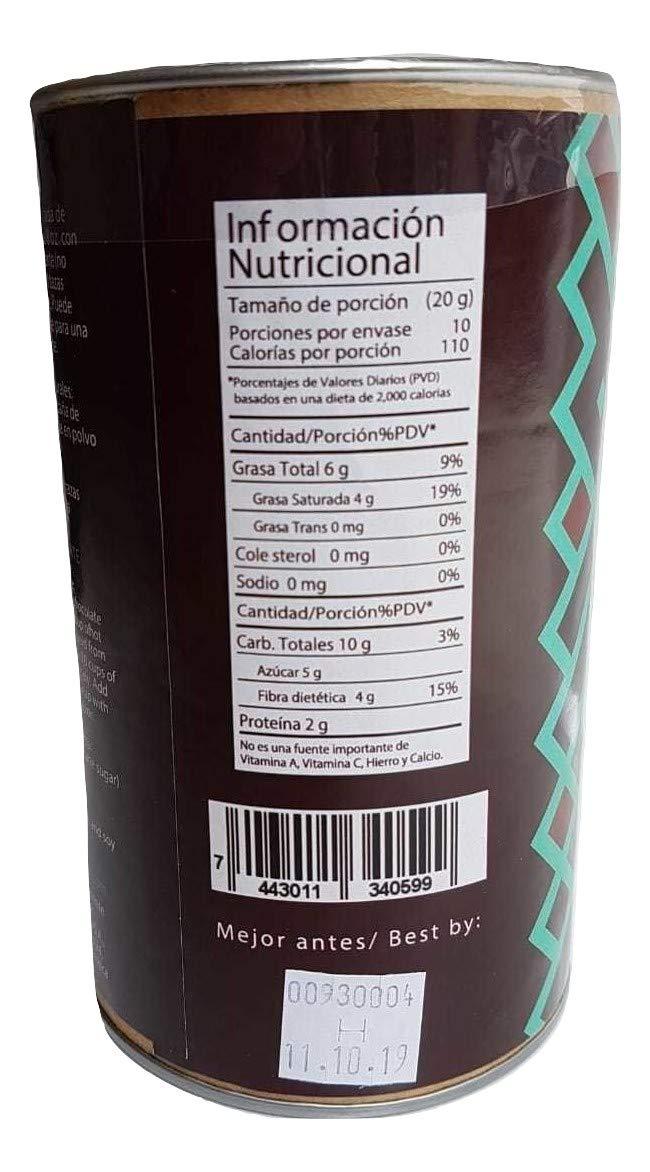 Cafe 1820 Costa Rican Coffee (250 gr) bundled with Sibu Mint Costa Rican Gourmet Hot Chocolate Mix (200 gr) Award-winning 78% Cacao (2 items): Amazon.com: ...