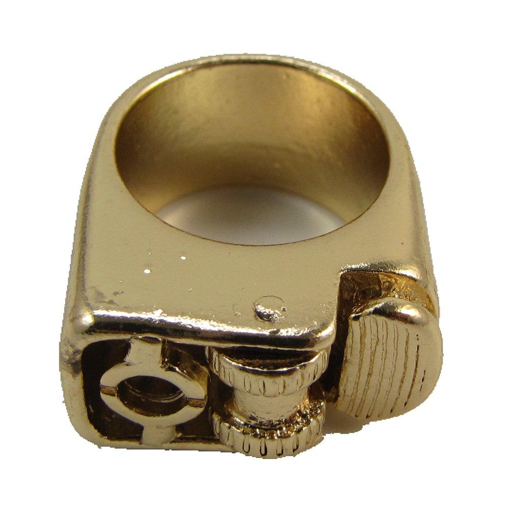 Encendedor de Dedo steampunk, diseño Retro