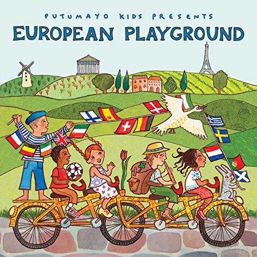 Price comparison product image Putumayo Kids Presents European Playground