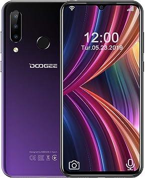 DOOGEE N20 (2019) Dual SIM 4G móviles, 6.3