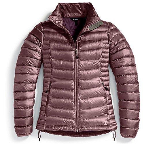 EMS Women's Feather Pack Jacket Sparrow Purple M