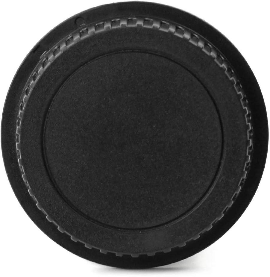 CELLONIC Objektivdeckel R/ückseite kompatibel mit Canon EF 40mm f//2.8 50mm 1:1.2L USM EF-S 60mm 1//2.8 EF-S Mount EF-S 18-55mm f//3.5-5.6 Schutzdeckel EF 70-300mm f//4-5.6 Bajonettverschluss Kappe