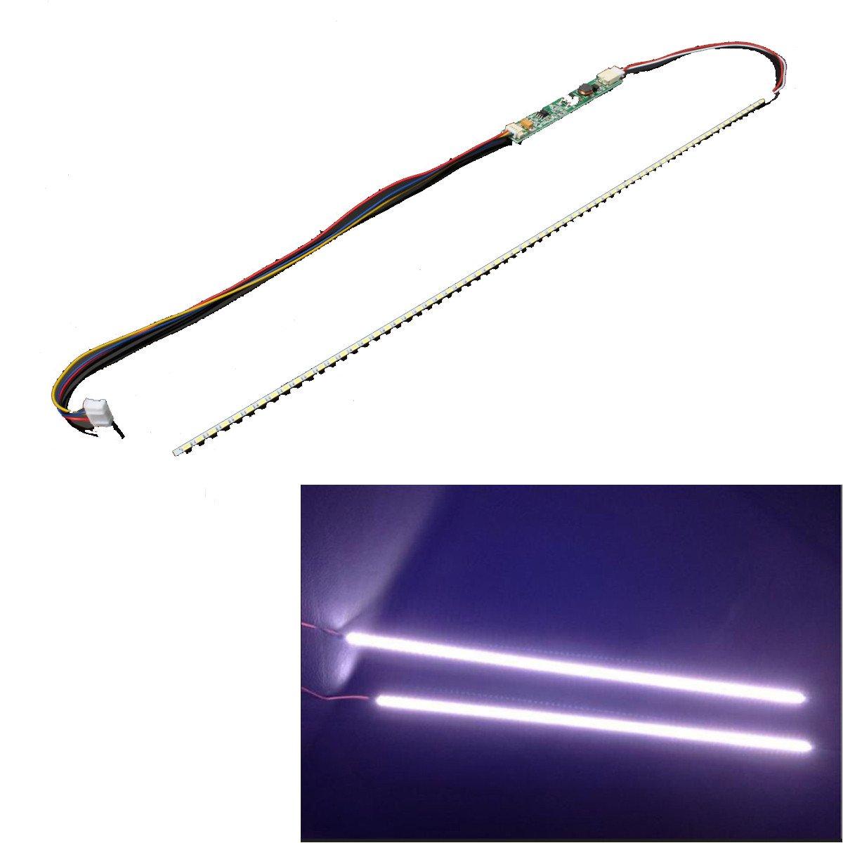 335mm LED Dimmable Backlight Rigid Strip Kit Light Update CCFL LCD Screen for LED Monitor