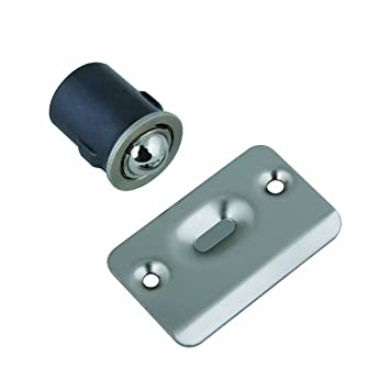 Design House 204784 Drive In Ball Catch Door Hardware Satin Nickel Finish  sc 1 st  Amazon.com : door hardwear - pezcame.com