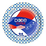 "Health & Personal Care : Dixie Ultra Paper Plates, 7"", 94 count"