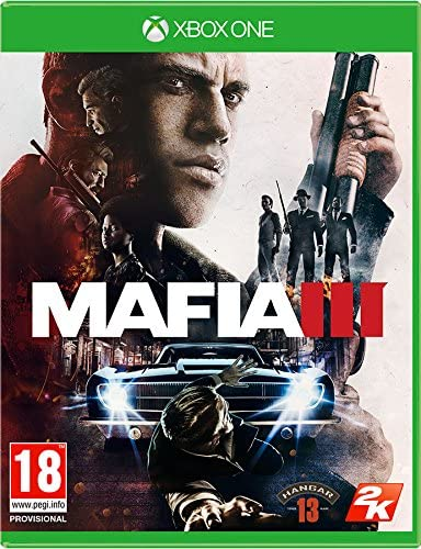 Mafia III - Standard Edition: Amazon.es: Videojuegos