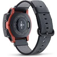 DuiGong Woven Nylon Strap Compatible for Garmin Instinct/Forerunner 745 Sport Replacement Band with Buckle