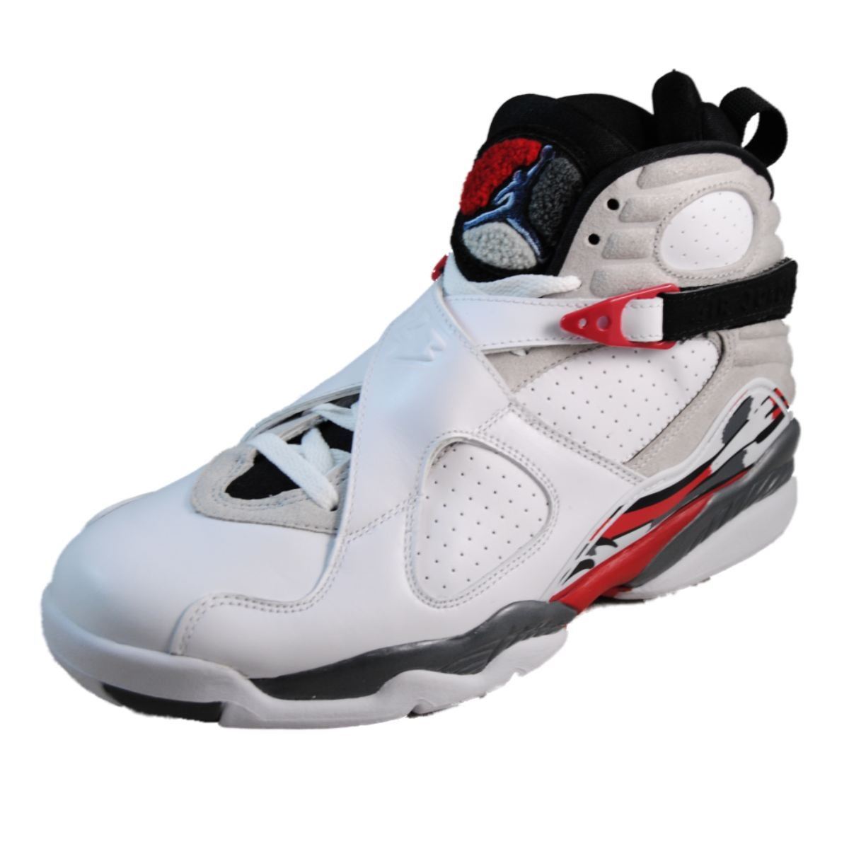 outlet store 84ce2 c899c Amazon.com   Nike Mens Air Jordan 8 Retro Bugs Bunny Leather Basketball  Shoes   Basketball