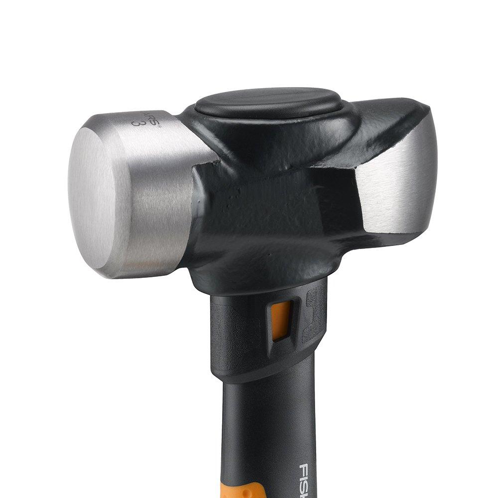 27,9/cm Fiskars IsoCore 1,36kg F/äustel-Hammer 750810-1001