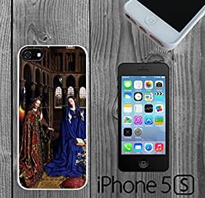Annunciation Angel Custom made Case/Cover/skin FOR iPhone 5/5s